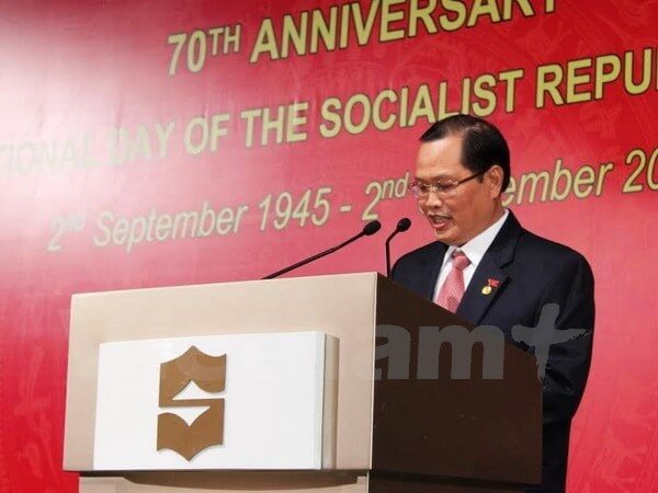 August Revolution, National Day marked overseas
