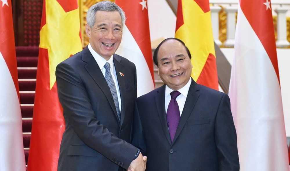 Thủ tướng Nguyễn Xuân Phúc thăm Singapore và dự Hội nghị Cấp cao ASEAN