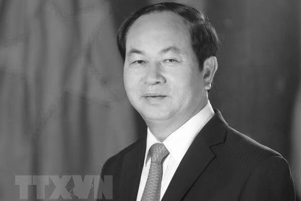 SPECIAL COMMUNIQUE on President Tran Dai Quang's passing