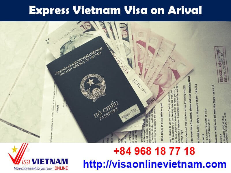 NEW UPDATE: How To Get Vietnam Visa From Singapore