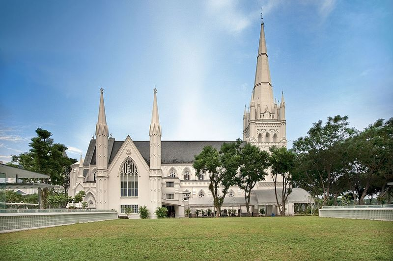 St.Andrew's-Church-ngoi-nha-tho-doc-dao-nhat-quoc-dao-Singapore