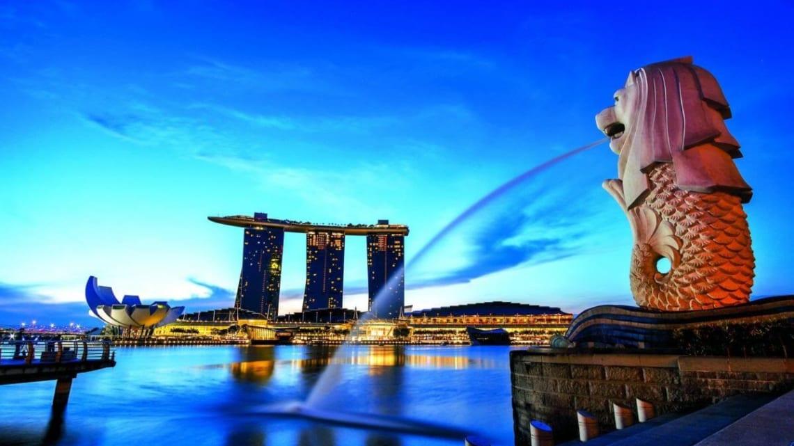 Vé máy bay đi Singapore Vietjet Air giá rẻ chỉ từ 20$