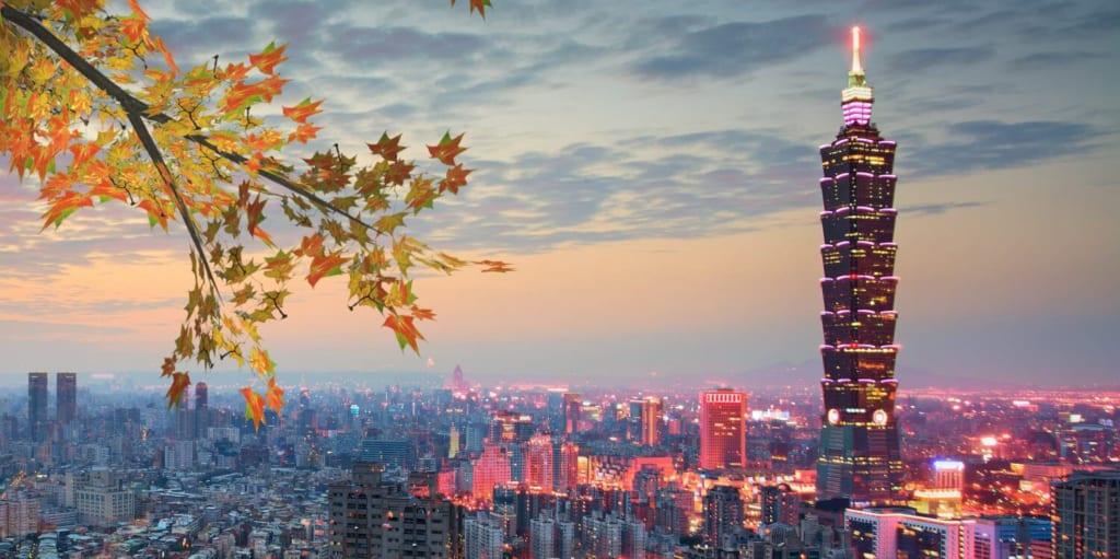 Thủ tục xin miễn visa Đài Loan khá đơn giản