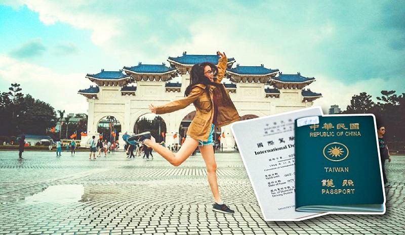 Miễn visa Đài Loan: Đối tượng, thủ tục, chính sách
