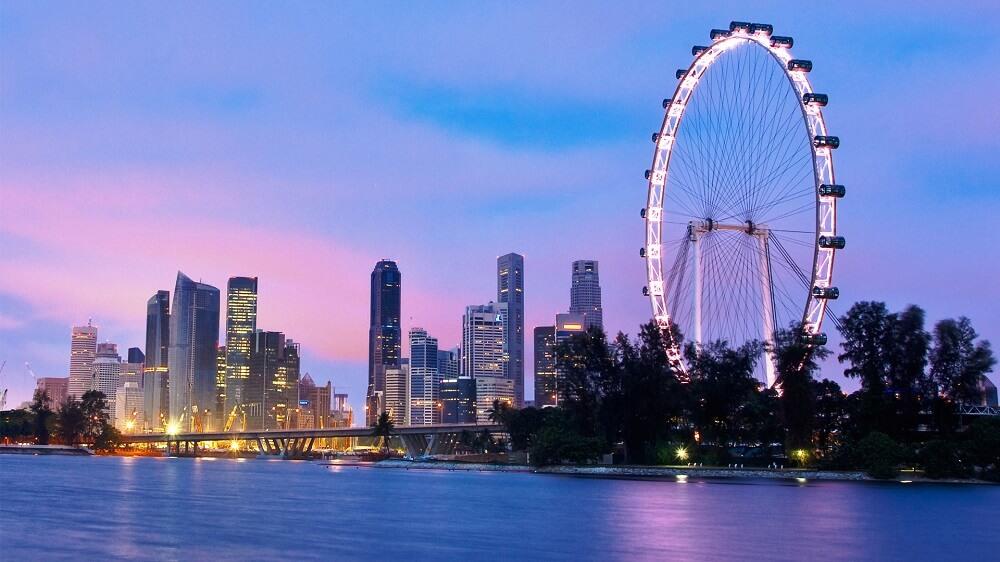 Ve may bay di Singapore bao nhieu  Bamboo Airways
