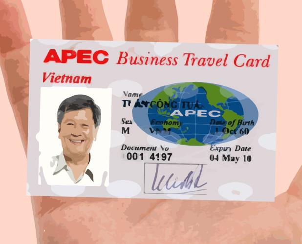 Làm thẻ APEC ở đâu uy tín