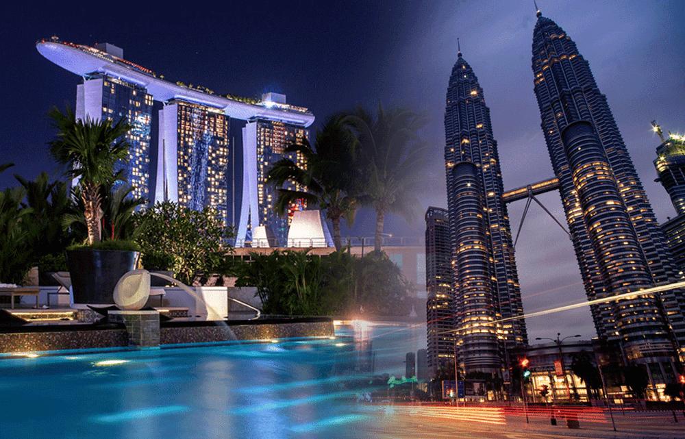 Lịch trình du lịch Singapore Malaysia 4N3Đ siêu tiết kiệm