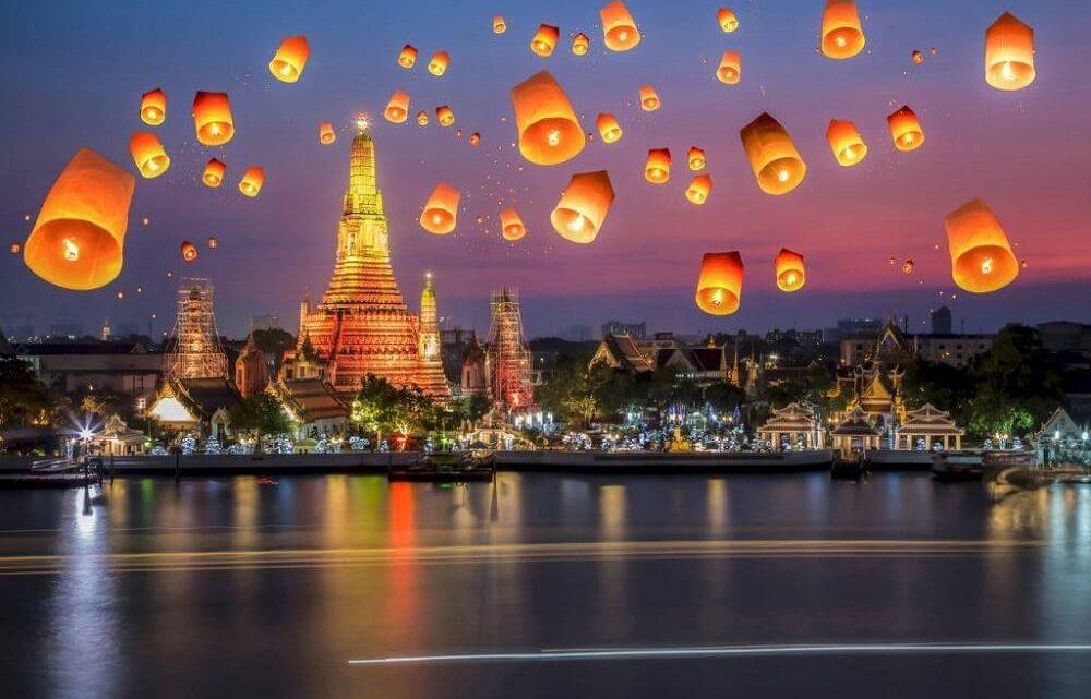 Thời gian bay từ Đà Nẵng đi Thái Lan mất bao lâu?