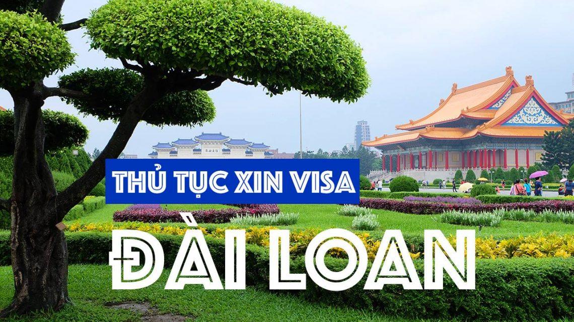 Bật mí kinh nghiệm xin visa Đài Loan từ A-Z