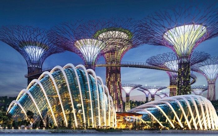 Tour du lịch Singapore Maylaysia tháng 12 giá siêu tiết kiệm vào dịp cuối năm