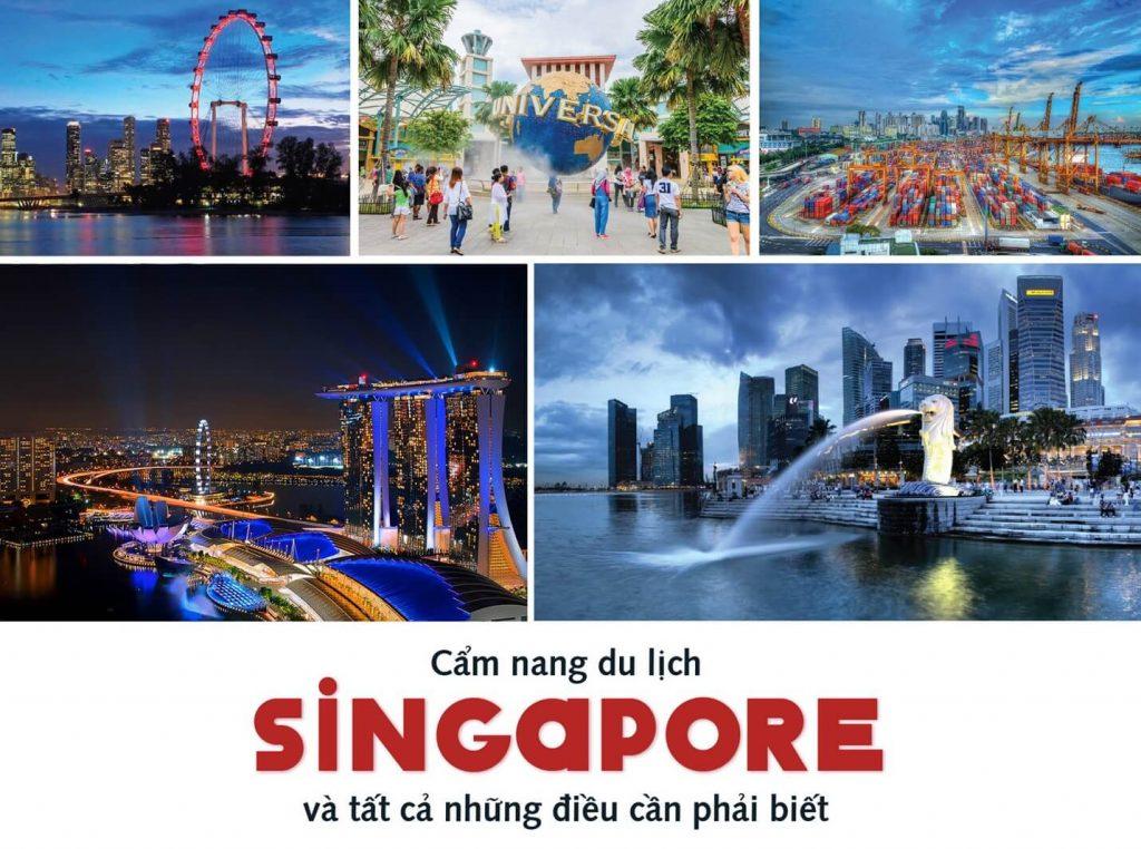 kinh nghiệm du lịch Singapore