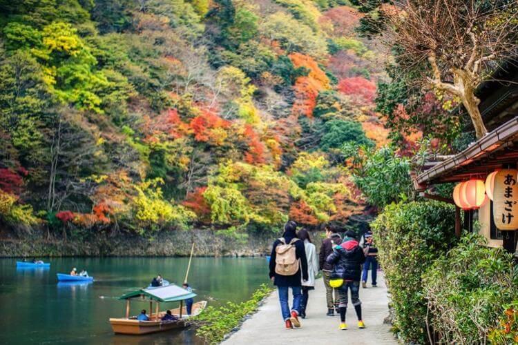 Du Lịch Nhật Bản Mùa Lá Đỏ Khoảng Thời Gian Lý Tưởng