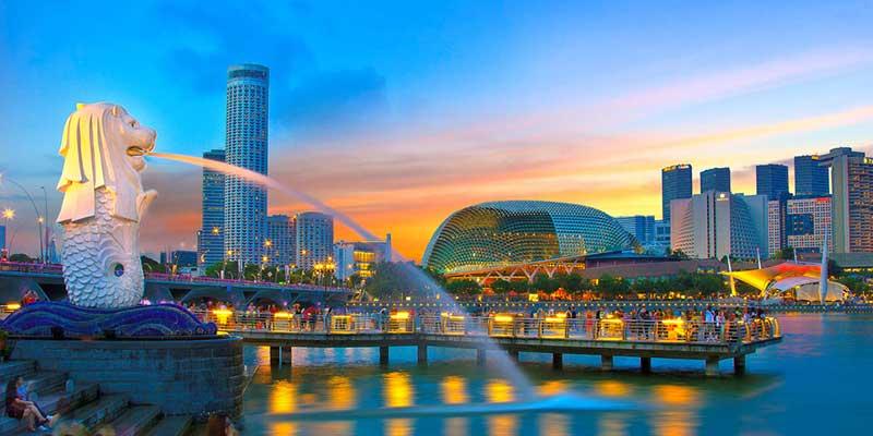 Du lịch Singapore tự túc cần bao nhiêu tiền