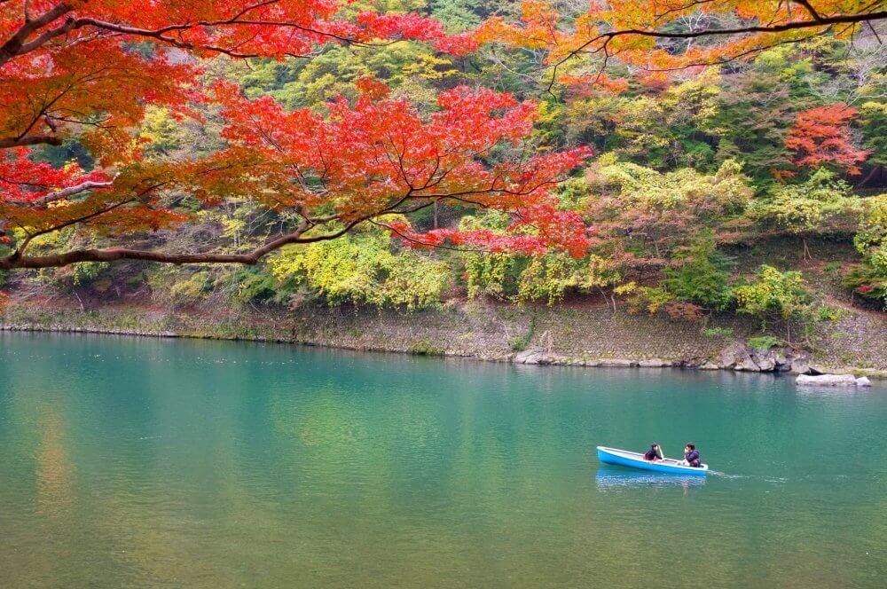 Sông Huzo với cảnh đẹp trữ tình