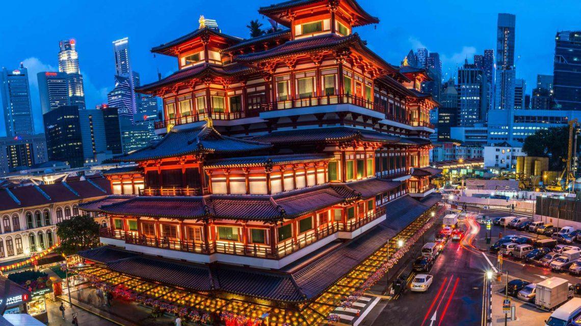 Kinh nghiệm du lịch bụi Singapore năm 2019