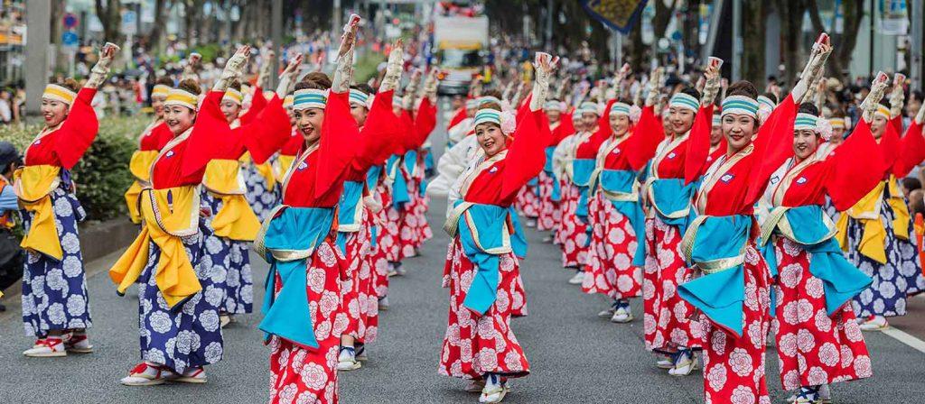 Cuộc thi Tokyo Yosakoi