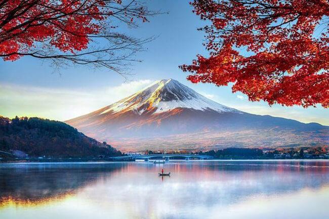 Du lịch Nhật Bản tháng 4 cùng 5 điểm đến hấp dẫn