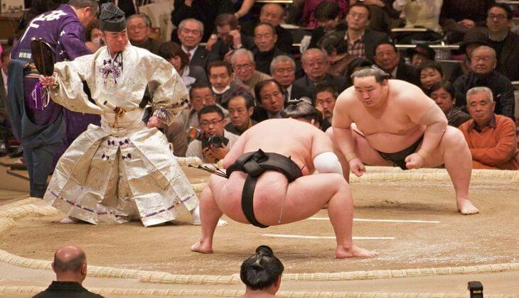 Giải đấu Sumo Summer Basho