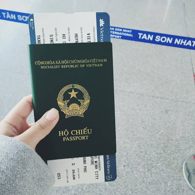 Hộ chiếu, Visa