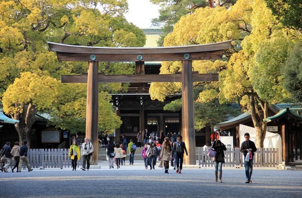 Lễ hội mùa thu Meiji Shrine mang đậm dấu ấn văn hóa truyền thống của đất nước Nhật Bản.