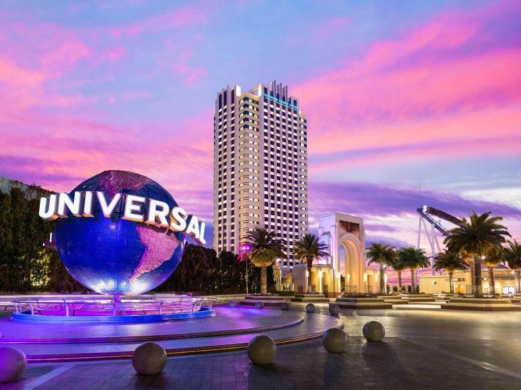Phá đảo khu vui chơi Universal Studios tại Osaka