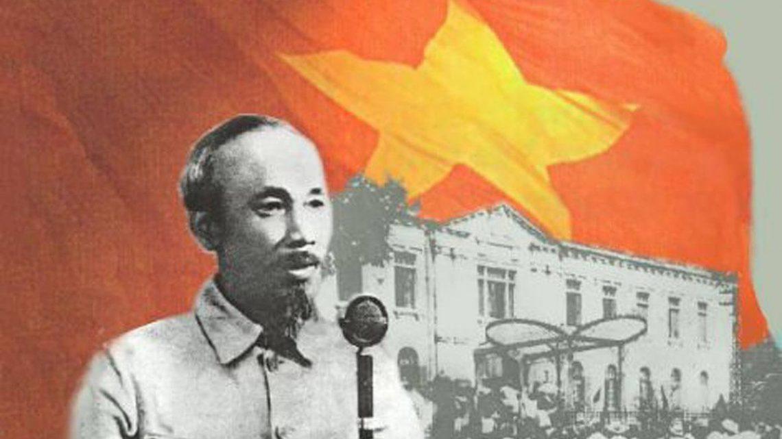 Mừng ngày Quốc khánh 2/9 khai sinh nước Việt Nam