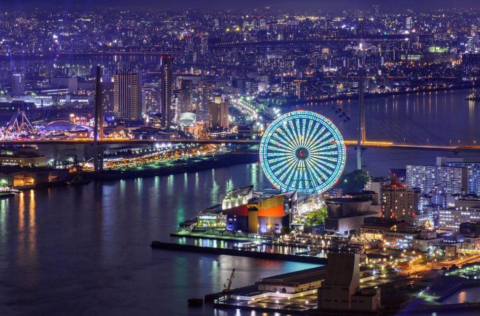 Du Lịch Osaka Nhật Bản năm 2019 cùng những kinh nghiệm hữu ích