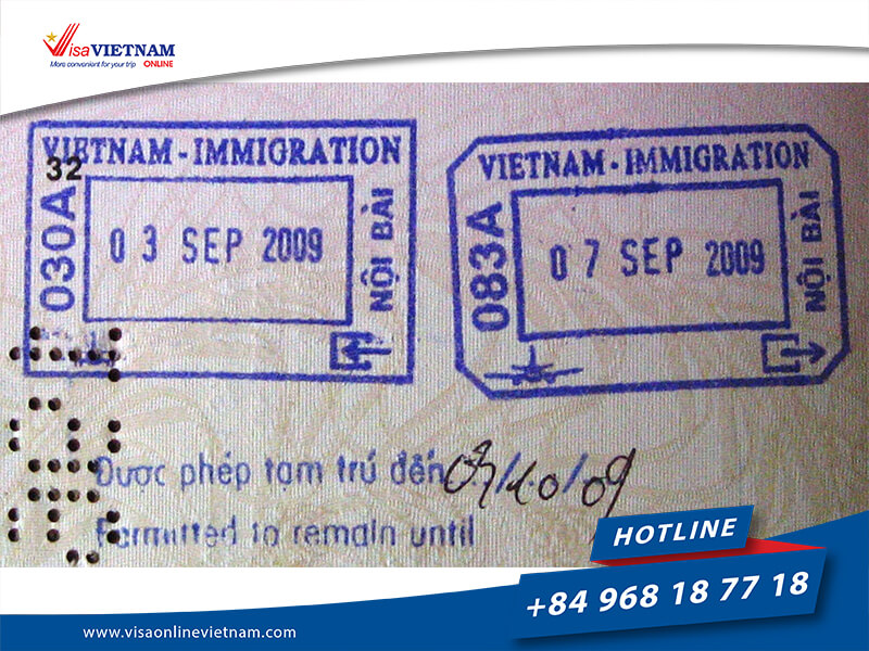 Vietnam visa extension for foreigners in Malaysia