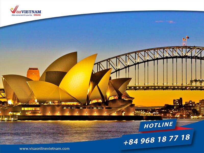How to apply Vietnam visa in Vietnam Consulate Perth?