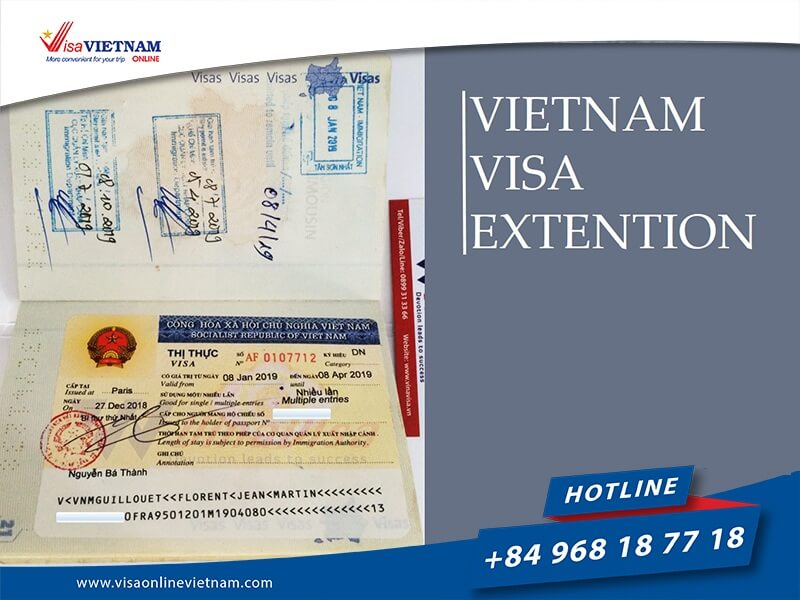 New update about Vietnam visa extension in Australia