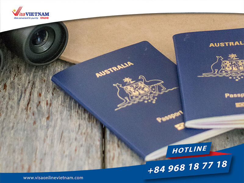 Ways for foreigners to get Vietnam visa in Australia
